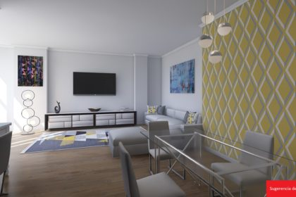 Home staging virtual e ideas de decoración